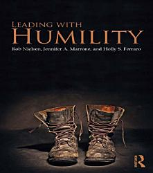 Leading With Humility Book PDF