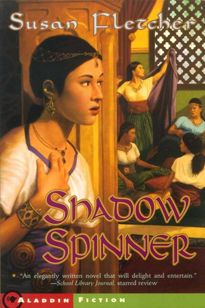 Download Shadow Spinner Book