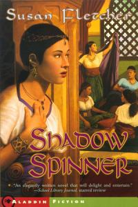 Shadow Spinner Book
