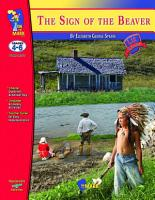 The Sign of the Beaver Lit Link Gr  4 6 PDF