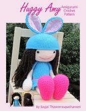 Huggy Amy Amigurumi Crochet Pattern