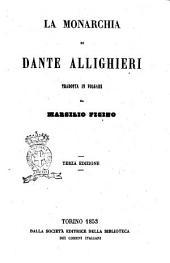 La Monarchia di Dante Allighieri