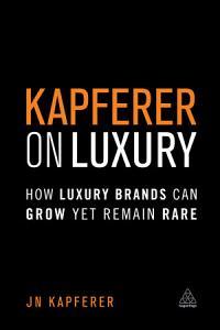 Kapferer on Luxury Book