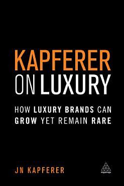 Kapferer on Luxury PDF