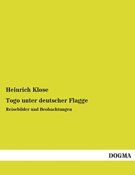 Togo unter deutscher Flagge PDF