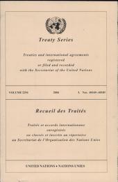 Treaty Series 2254: I. 40169-40183