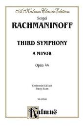 Third Symphony in A Minor, Op. 44