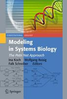 Modeling in Systems Biology PDF