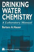 Drinking Water Chemistry PDF