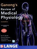 Ganong Review Of Medical Physiology PDF