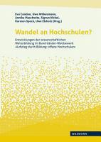 Wandel an Hochschulen  PDF