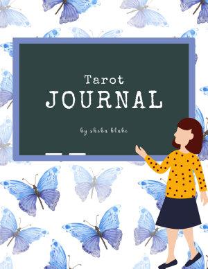 Tarot Journal  6x9 Softcover Journal   Log Book   Planner