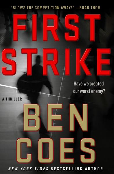 Download First Strike Book