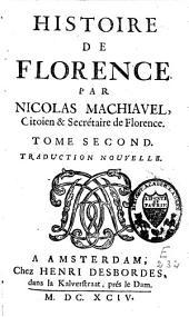 Histoire de Florence: Volume2
