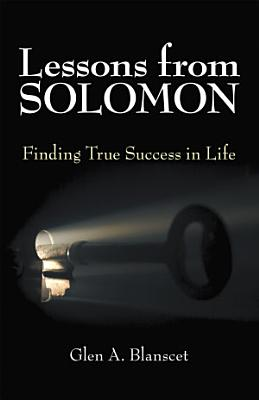 Lessons from Solomon
