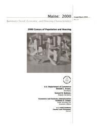 Maine  2000 PDF