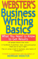 Webster's Business Writing Basics