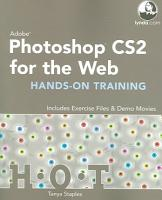 Adobe Photoshop CS2 for the Web PDF