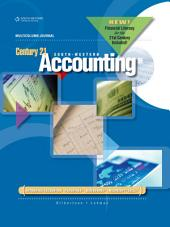 Century 21 Accounting: Multicolumn Journal, 2012 Update: Edition 9