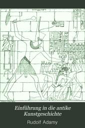 Einführung in die antike Kunstgeschichte