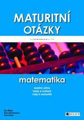 Maturitní otázky – Matematika