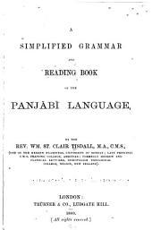 A Simplified Grammar and Reading Book of the Panjābī Language