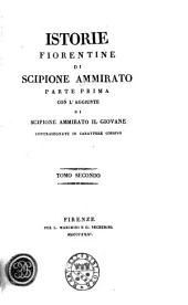 Istorie fiorentine di Scipione Ammirato ...