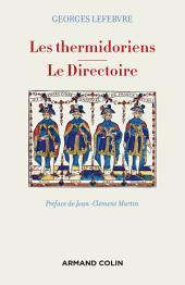 Les thermidoriens - Le Directoire