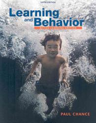 Learning And Behavior Active Learning Edition Book PDF