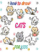 How to Draw Cats for Kids PDF
