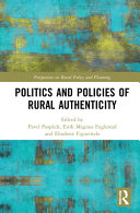 Politics and Policies of Rural Authenticity