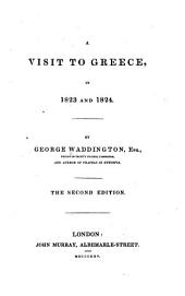 A Visit to Greece, in 1823 and 1824