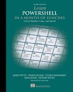 Learn PowerShell in a Month of Lunches