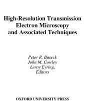 High-Resolution Transmission Electron Microscopy: and Associated Techniques