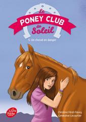Le poney Club du soleil - Tome 5 - Un cheval en danger