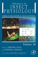 Advances in Insect Physiology PDF