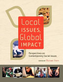 Local Issues  Global Impact Book