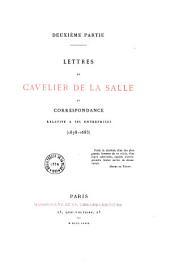 Découvertes et établissements des Français dans l'ouest et dans le sud de l'Amérique septentrionale (1614-1698).: mémoires et documents inédits
