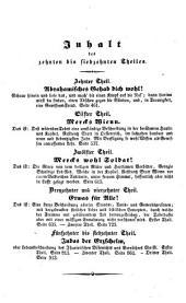 P. Abraham's a Sancta Clara, Auserlesene Werke zur belehrenden Erheiterung für Alt und Jung ...