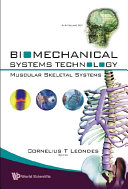 Biomechanical Systems Technology (A 4-volume Set): (3) Muscular Skeletal Systems