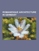 Romanesque Architecture in Germany PDF