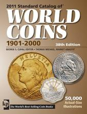 2011 Standard Catalog of World Coins 1901-2000: Edition 38