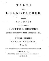 The Works: Tales of a grandfather ; 3,2, Volume 151