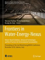 Frontiers in Water-Energy-Nexus—Nature-Based Solutions, Advanced Technologies and Best Practices for Environmental Sustainability