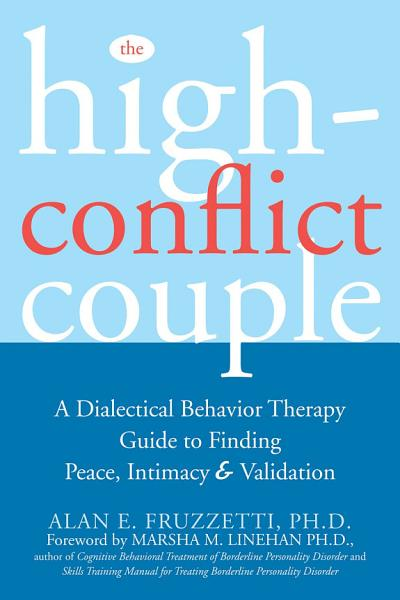 Download The High Conflict Couple Book