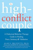 The High Conflict Couple PDF