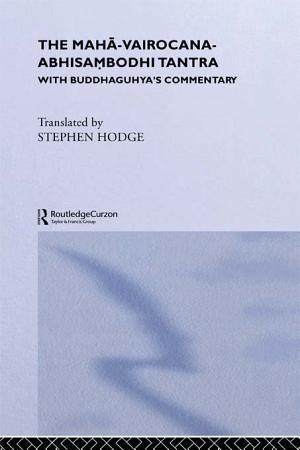 The Maha Vairocana Abhisambodhi Tantra PDF