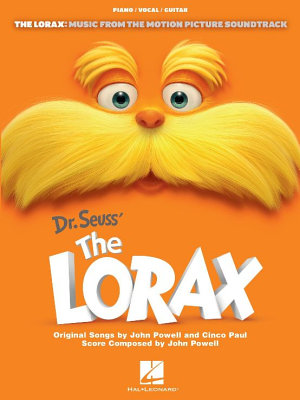 The Lorax  Songbook