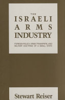 The Israeli Arms Industry
