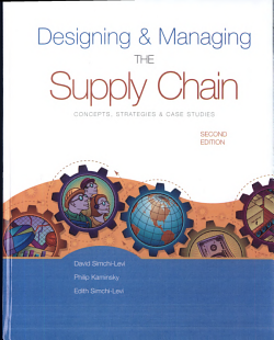 Designing and Managing the Supply Chain PDF